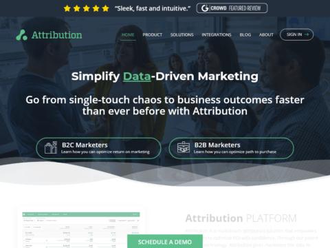 Attribution App