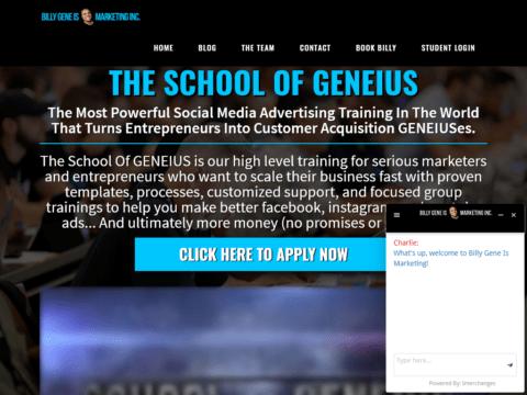 The School of Geneius