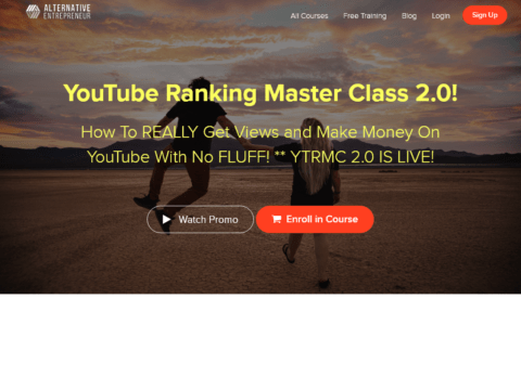 Digital Real Estate Affiliate Mastery + YouTube Ranking Master Class 2.0