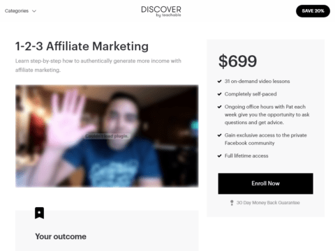 1-2-3 Affiliate Marketing – Learn step-by-step how to authentically generate more income with affiliate marketing.