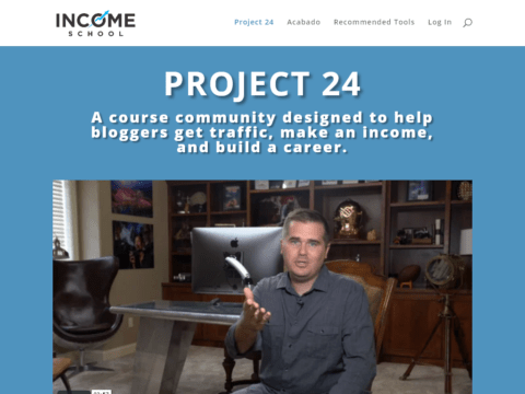 Income School – Project 24