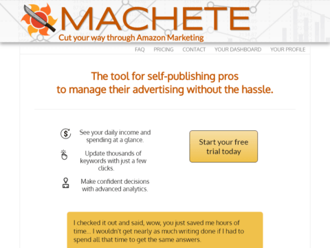 Machete App