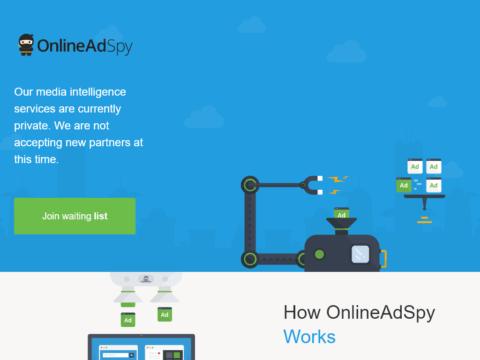 Online Ad Spy