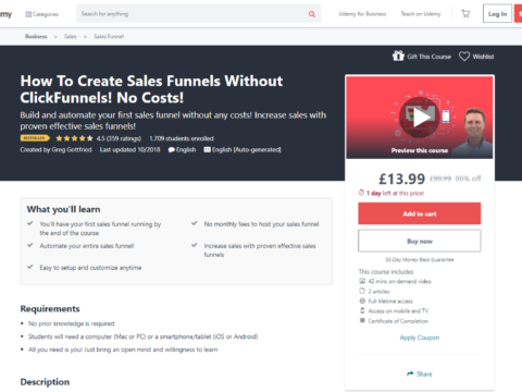 How To Create Sales Funnels Without ClickFunnels!