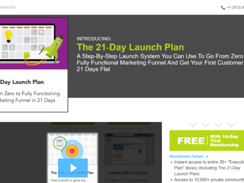 The 21‑Day Launch Plan