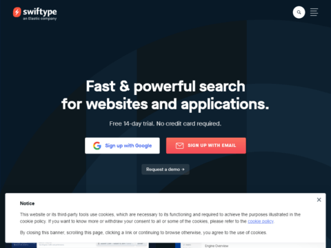 Swiftype Site Search