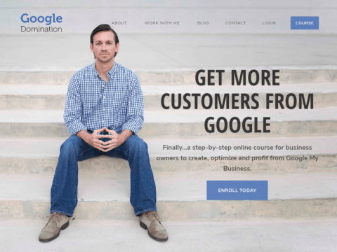 Google My Business Domination Online Course