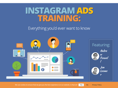 Instagram Ads Training : Everything you'd ever want to know