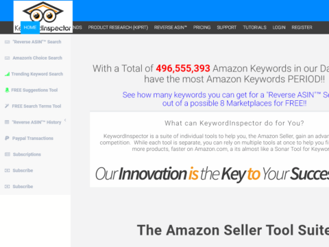 Keywords Inspector