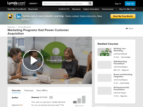 Marketing Programs that Power Customer Acquisition