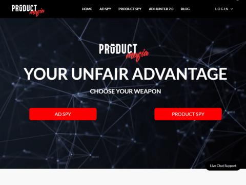 Product Mafia – Ad Hunter