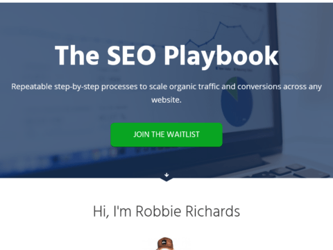 The SEO Playbook Training Course