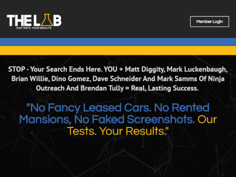 The Lab Results