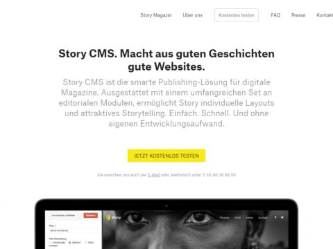 Story CMS