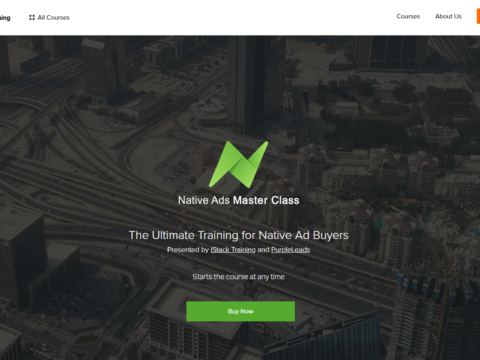 The Ultimate Training for Native Ad Buyers