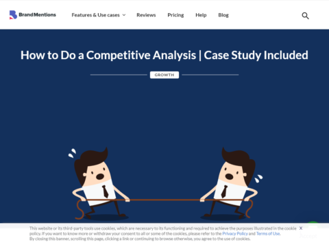 How to Do a Competitive Analysis