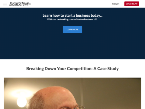 Breaking Down Your Competition: A Case Study