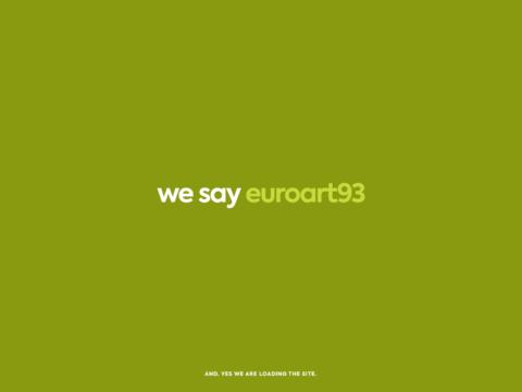 Euroart 93