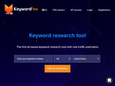 KeywordFox