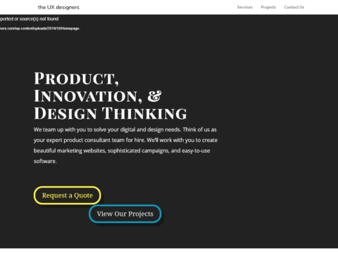 The UX Designers