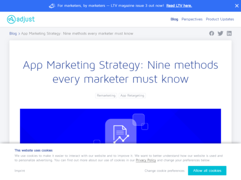 App Marketing Strategy: Nine methods every marketer must know