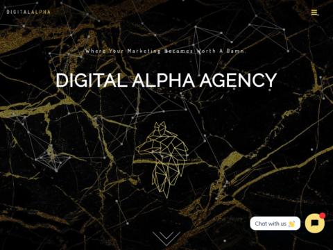 Digital Alpha Agency