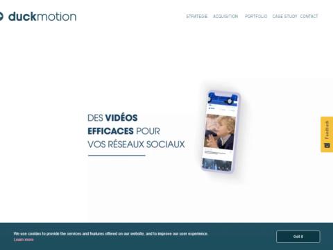 Duckmotion