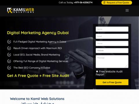 Kamil Web Solutions