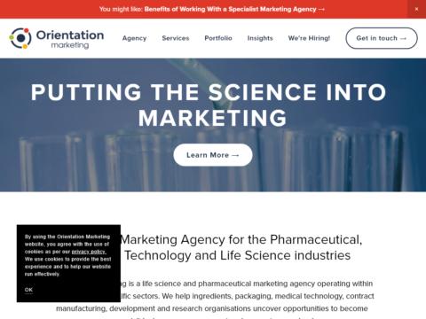 Orientation Marketing