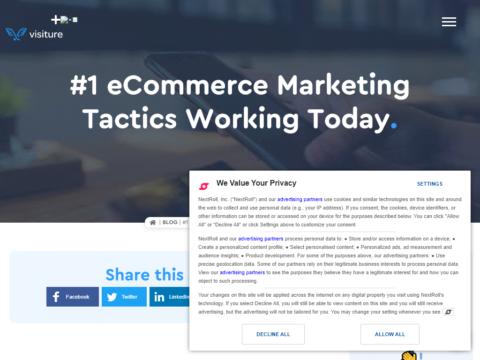 Ecommerce Marketing Essentials: 17 Actionable Tactics to Drive More Sales