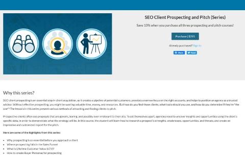 SEO Client Prospecting