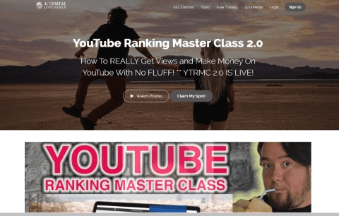 YouTube Ranking Master Class
