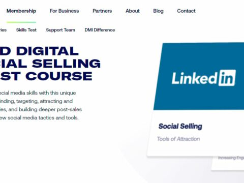 DMI Track Certified Digital and Social Selling Specialist