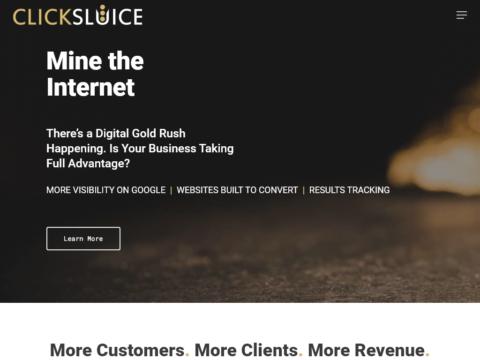 Click Sluice