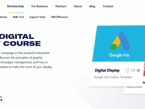 DMI Track Digital Display