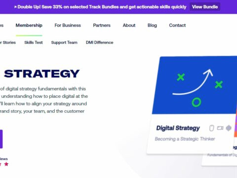 DMI Track Digital Strategy