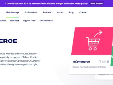 DMI Track eCommerce