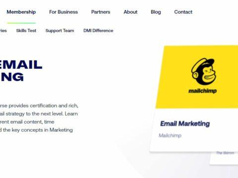 DMI Track Email Marketing