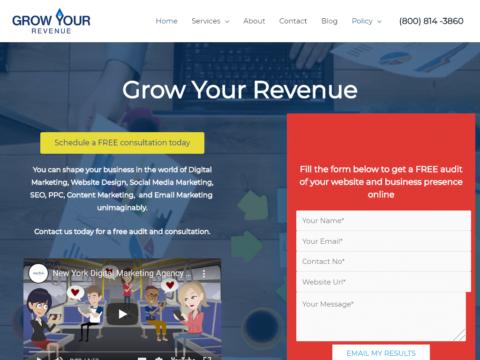 Grow Your Revenue
