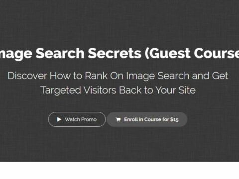 Image Search Secrets (Guest Course)