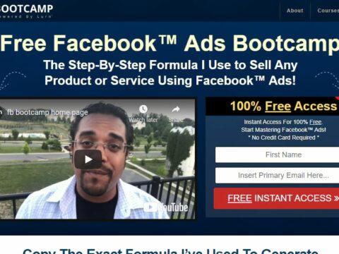 Facebook™ Ads Bootcamp