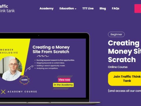 Creating a Money Site from Scratch
