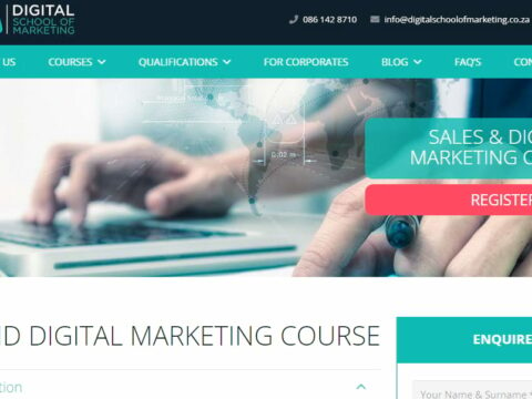SALES AND DIGITAL MARKETING COURSE