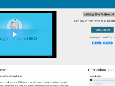 Selling the Value of SEO