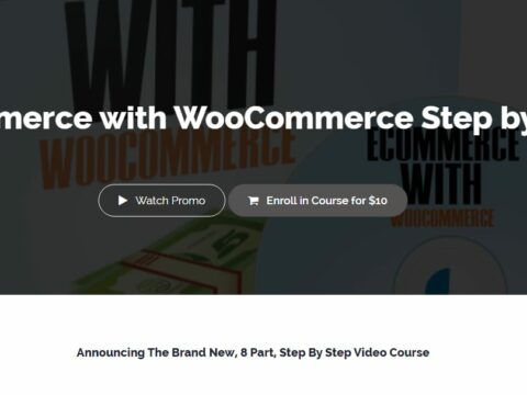 E-Commerce with WooCommerce Step by Step