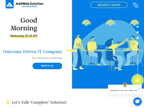 AddWeb Solution