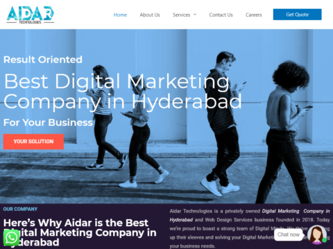 Aidar Technologies