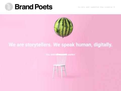 Brand Poets