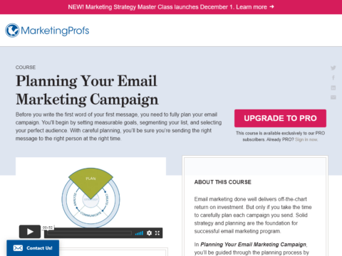Planning Your Email Marketing Campaign