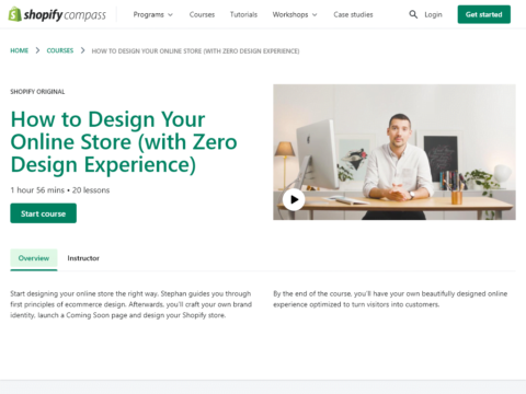How to Design Your Online Store (with Zero Design Experience)